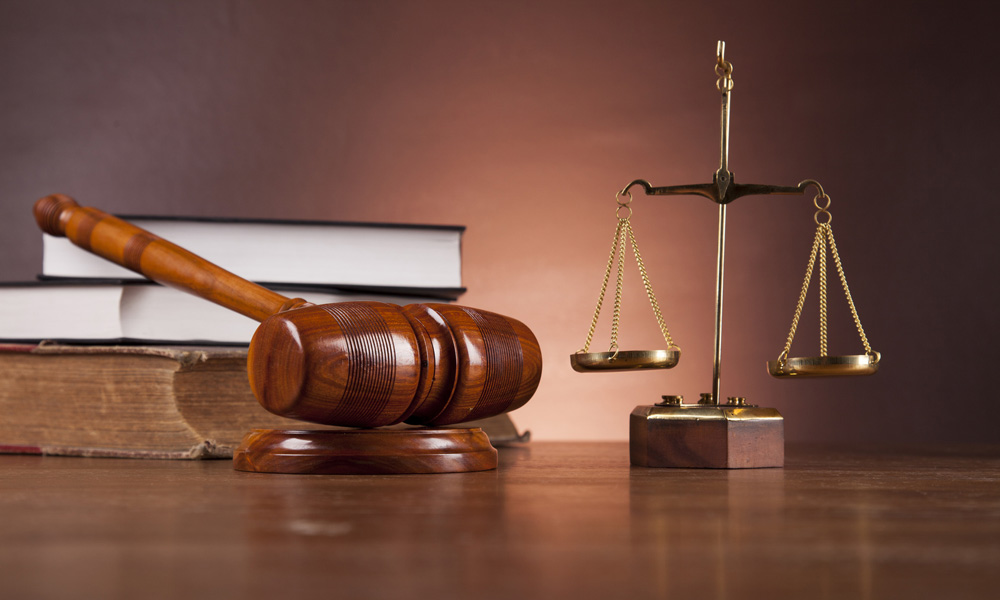 Scales & Gavel
